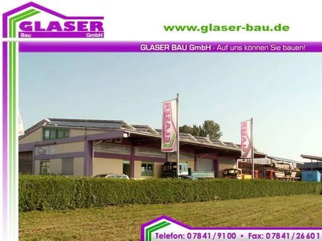 Video 1 Glaser Bau GmbH
