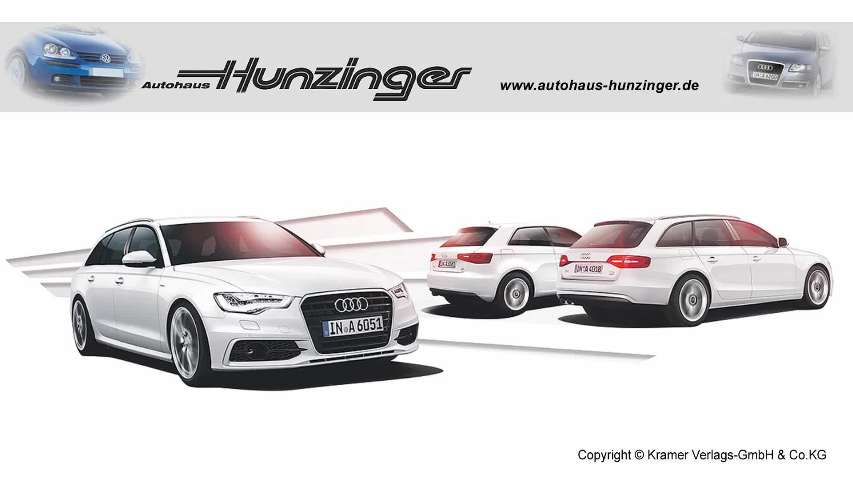 Video 1 Autohaus Hunzinger GmbH