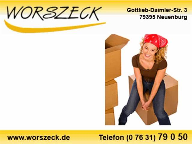 Video 1 A. Worszeck Möbelspedition Logistic GmbH