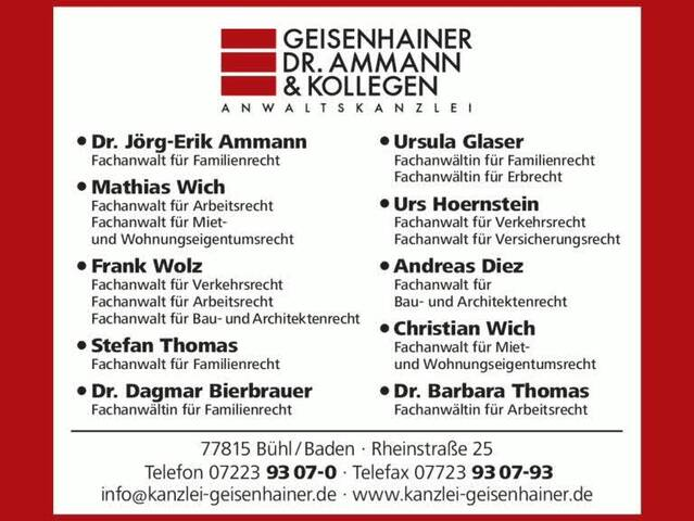 Video 1 Geisenhainer Dr. Ammann & Kollegen