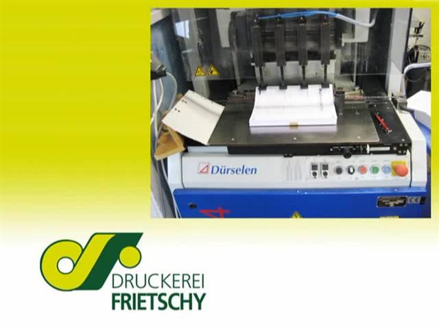Video 1 Frietschy Druckerei