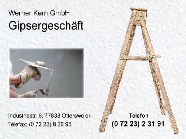 Video 1 Kern Werner GmbH