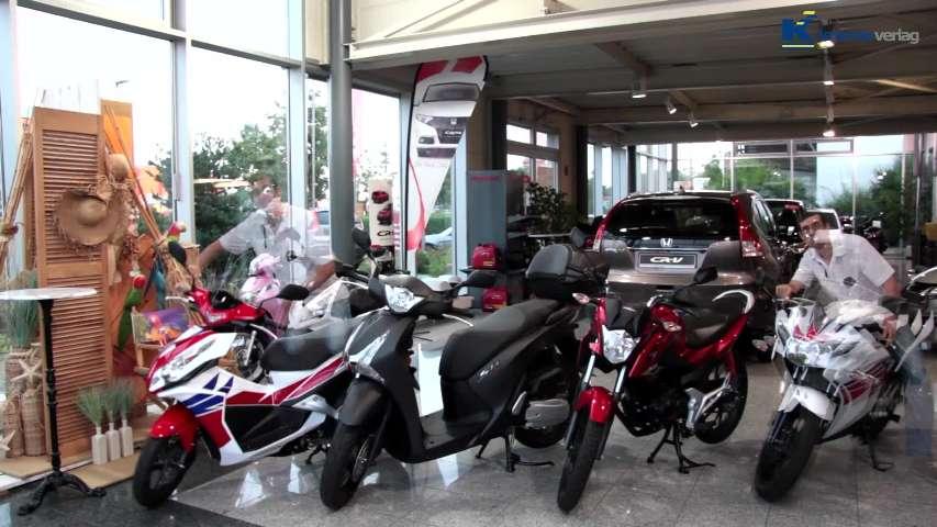 Video 1 Honda Buselmeier