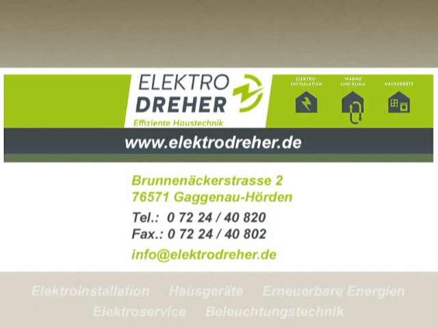 Video 1 Elektro Dreher GmbH