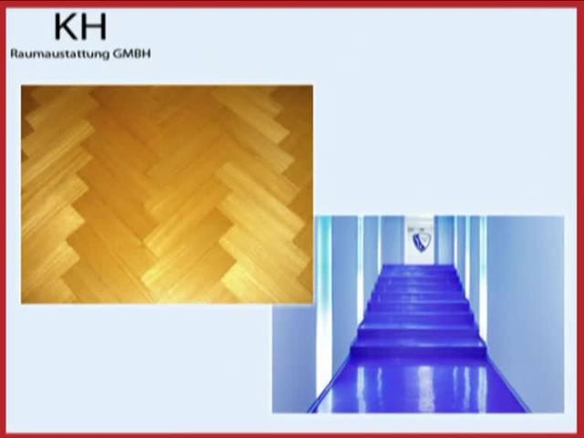 Video 1 KH Raumausstattung GmbH
