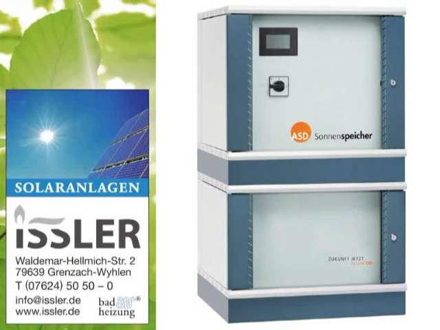 Video 1 Solaranlagen Issler GmbH
