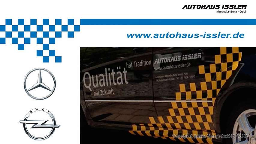 Video 1 Issler GmbH Mercedes-Benz u. Opel