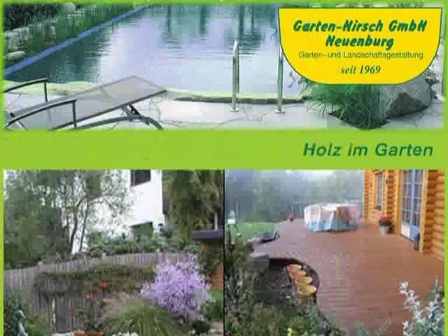 Video 1 Hirsch Gartengestaltung