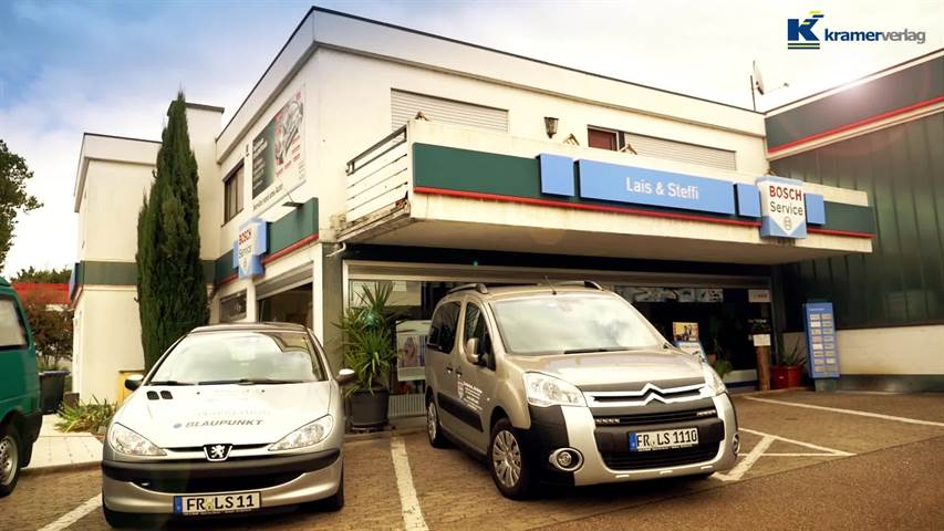 Video 1 Bosch Car Service Lais & Steffi GmbH