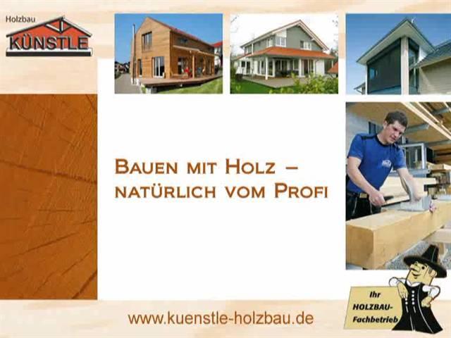 Video 1 Künstle Holzbau