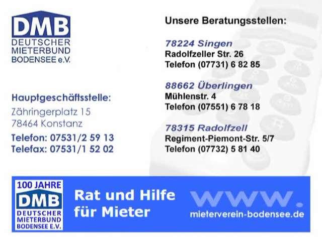 Video 1 Mieterbund