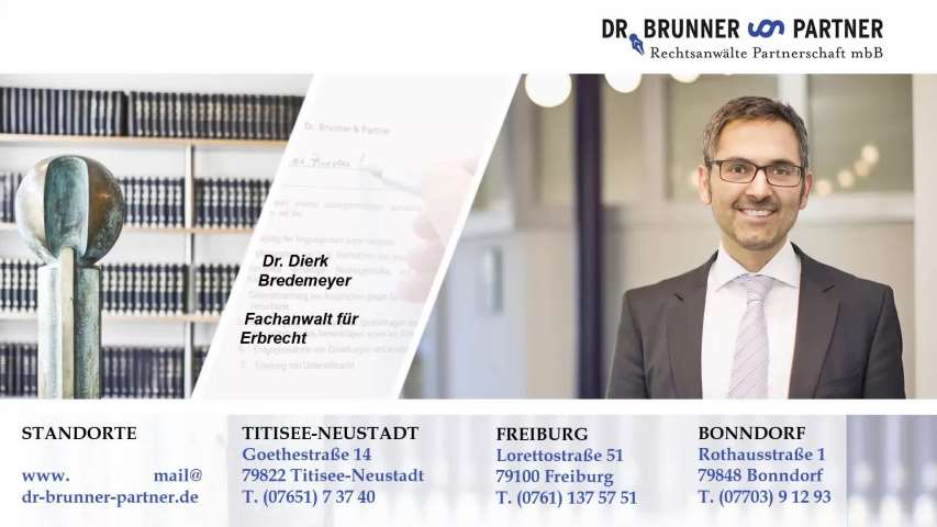 Video 1 Brunner Dr. u. Partner