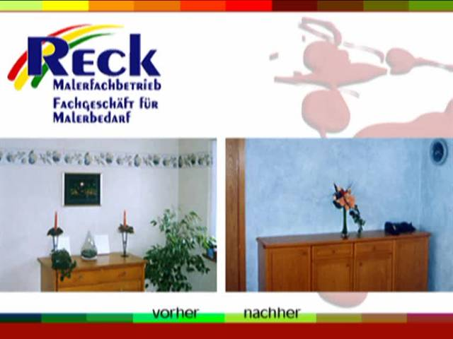 Video 1 Reck Martin Malerfachbetrieb