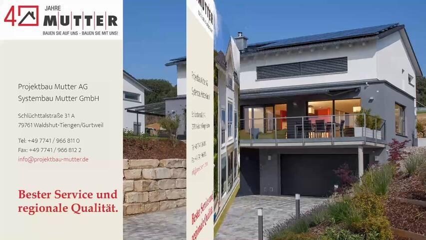 Video 1 Projektbau Mutter AG