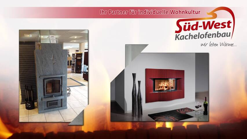 Video 1 Süd-West Kachelofenbau GmbH