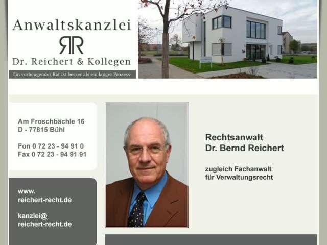 Video 1 Reichert Bernd Dr. & Kollegen