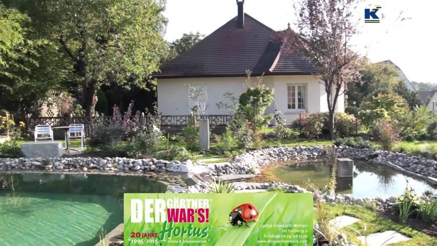 Video 1 Bahner-Hortus Garten- und Landschaftsbau