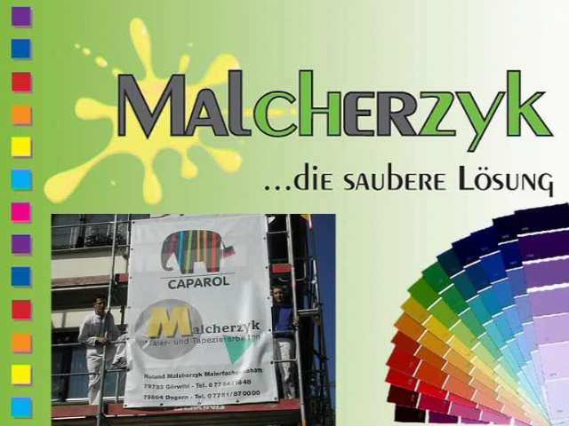 Video 1 Malcherzyk Meisterbetrieb
