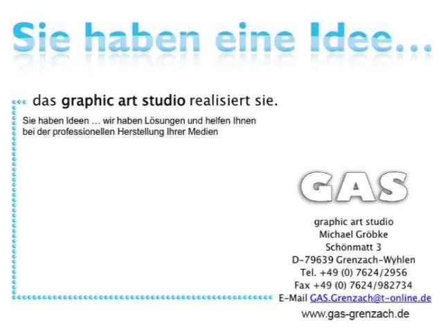 Video 1 Gröbke Michael , GAS graphic art studio