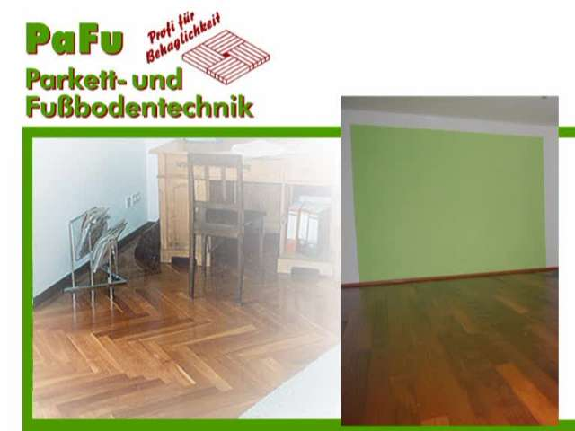 Video 1 PaFu Parkett- und Fußbodentechnik
