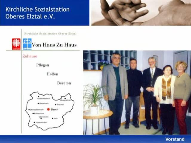 Video 1 Kirchliche Sozialstation Oberes Elztal e.V.