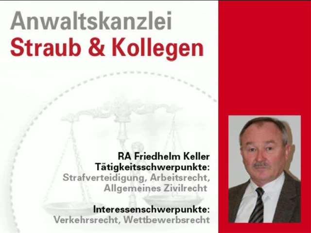 Video 1 Straub & Kollegen