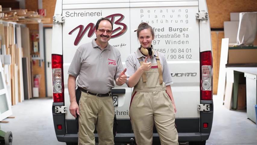 Video 1 Burger Manfred