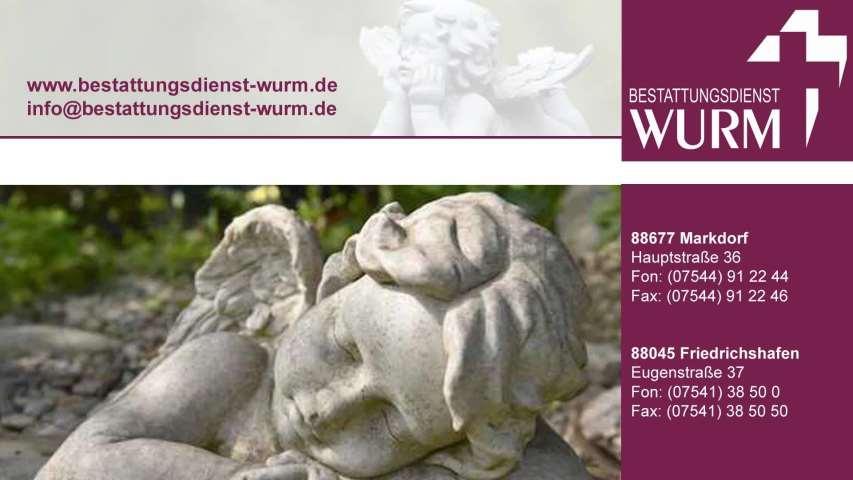Video 1 Wurm GmbH Bestattungen