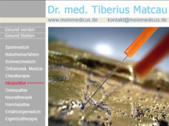Video 1 Matcau Tiberius Dr. med.