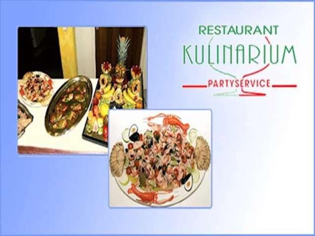 Video 1 Kulinarium Partyservice