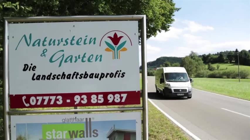 Video 1 Garten Naturstein & Garten
