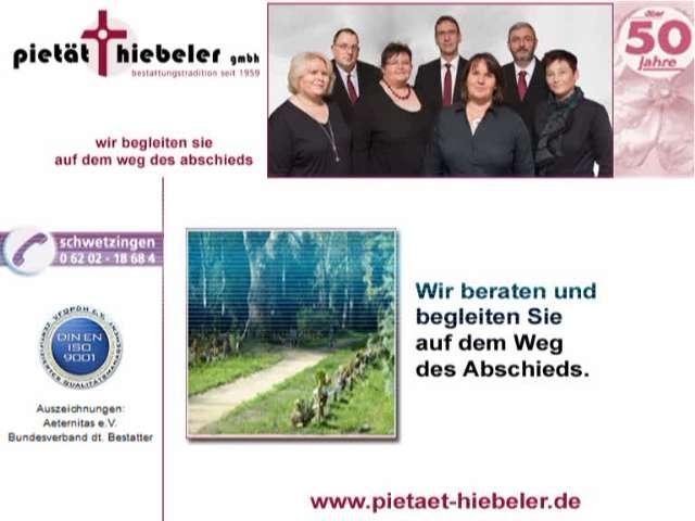 Video 1 Pietät Hiebeler GmbH
