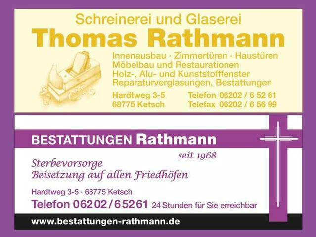 Video 1 Rathmann Bestattung