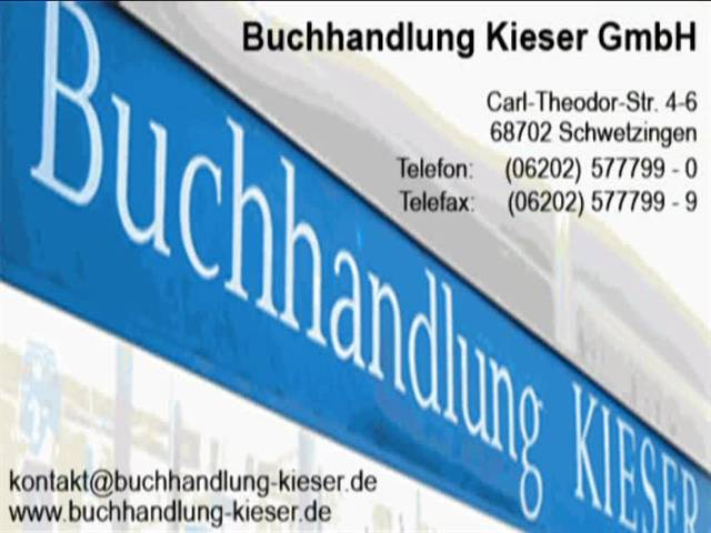 Video 1 Kieser Buchhandlung