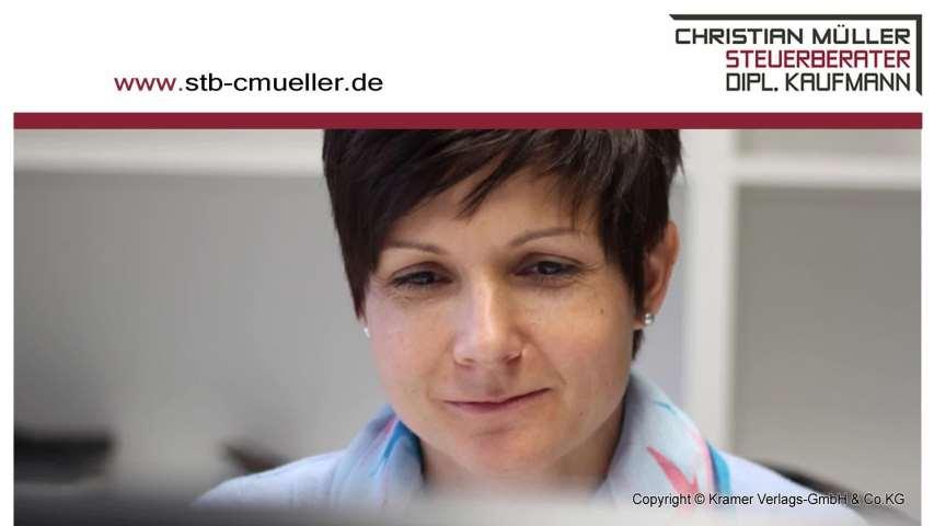 Video 1 Müller Christian Steuerberater