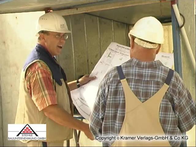 Video 1 Stehle Bauunternehmung GmbH