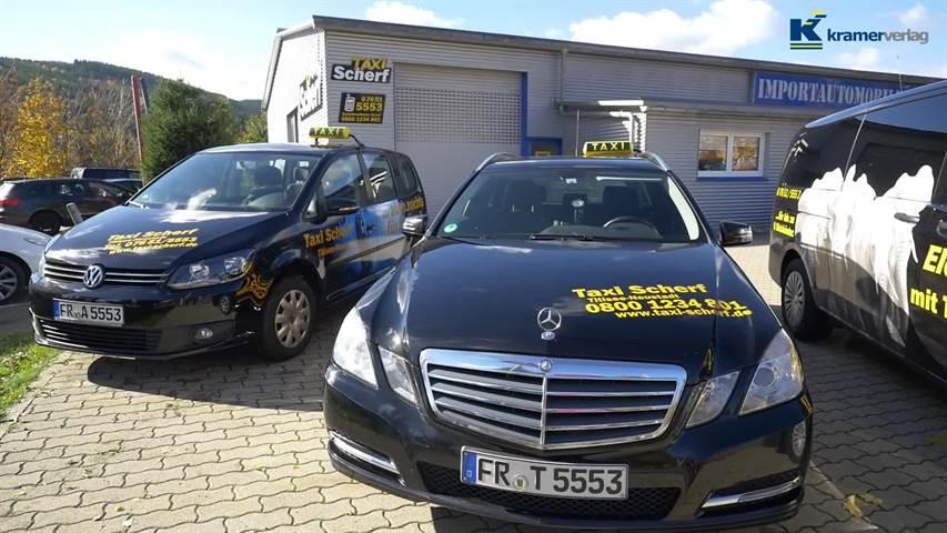 Video 1 Scherf Taxi