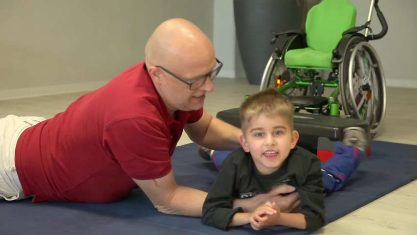 Video 1 Emoción Stefan Bunger, Karl-Heinz Costin Physiotherapie