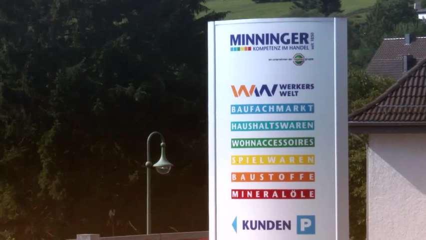 Video 1 J. Minninger KG Baumarkt & Baustoffe