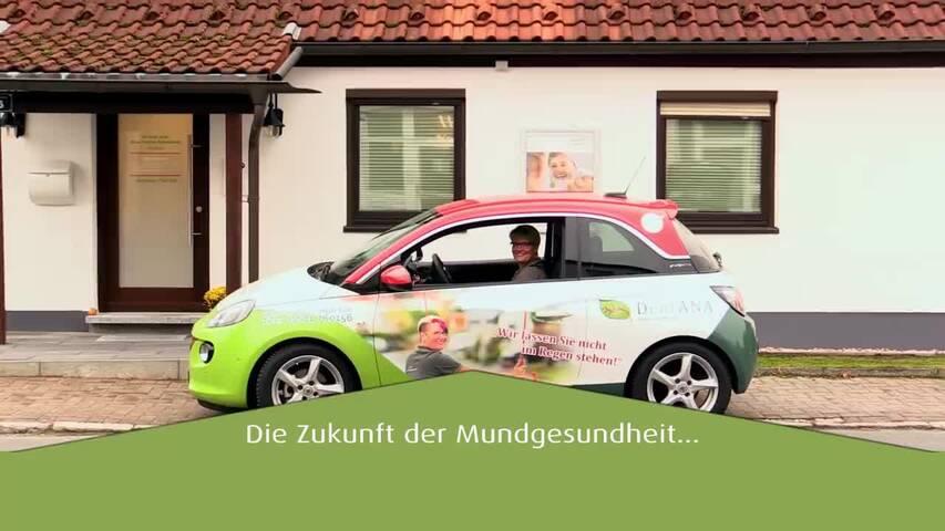 Video 1 Triebel-Regenhardt Dana Dr. med. dent. Zahnärztin
