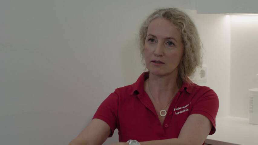 Video 1 Diesch Jutta Physiotherapiezentrum FN