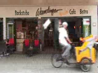 Video 1 Wandinger Backstube Kunst - Café - Bistro