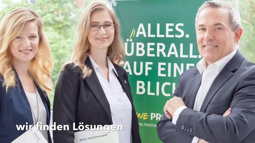 Video 1 Peter Räsch & Team Provinzial Service-Center