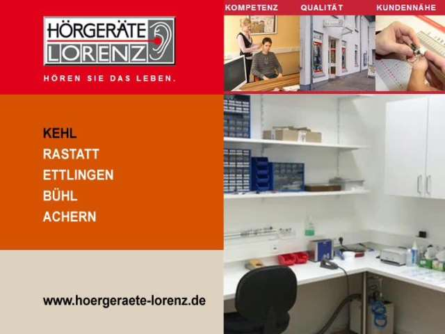 Video 1 Hörgeräte Lorenz