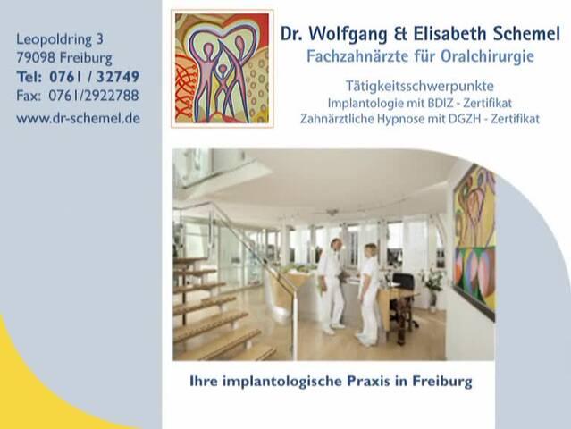 Video 1 Schemel Wolfgang Dr. und Elisabeth