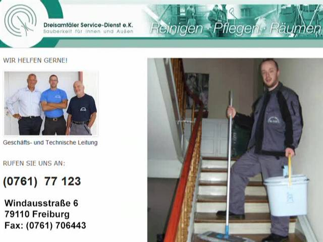 Video 1 Dreisamtäler Service-Dienst