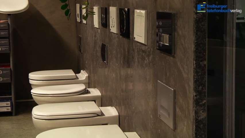 Video 1 Freiburger Fachmarkt Sanitär Heizung GmbH