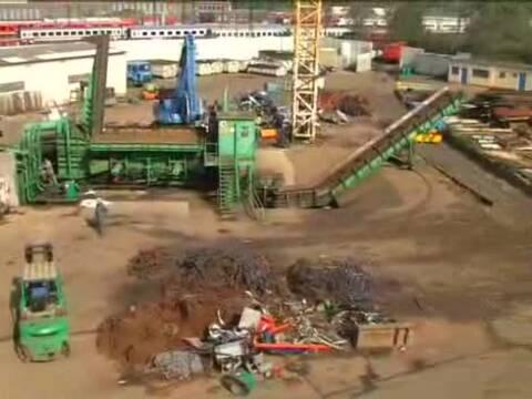 Video 1 Poeppel GmbH & Co. KG Schrott- und Metallgroßhandel
