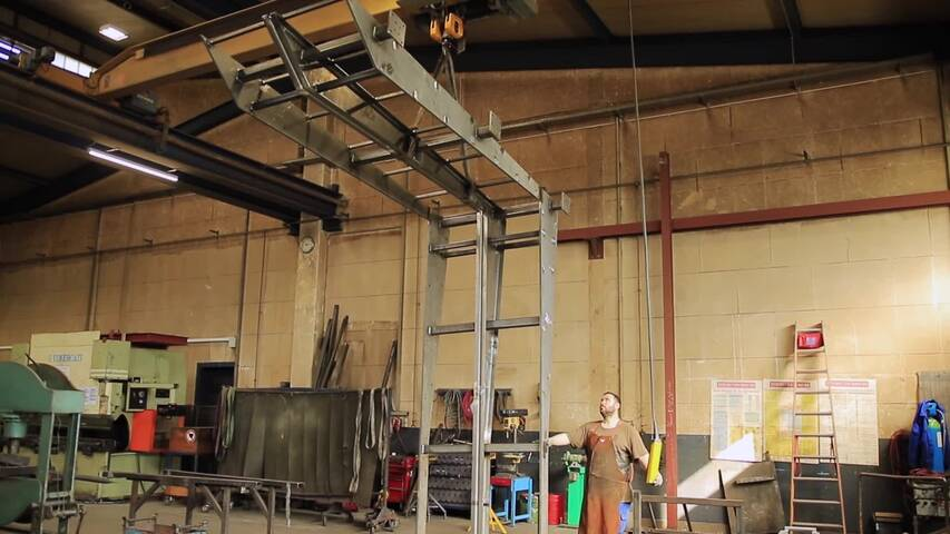 Video 1 Bucher GmbH Metallbau