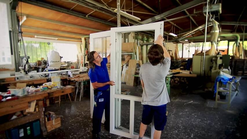Video 1 Klähr Fensterbau